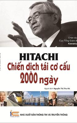 Hitachi Chiến Dịch Tái Cơ Cấu 2000 Ngày