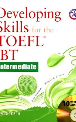 Developing Skills For The TOEFL iBT - Intermediate